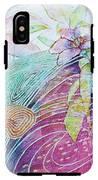 Iridescent Fairytale IPhone X Tough Case