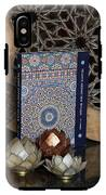 Islamic Geometric Design - Book By Eric Broug IPhone X Tough Case