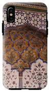 Islamic Geometric Design At The Shahi Mosque IPhone X Tough Case
