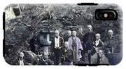 Japan Group Portrait, C1866 IPhone X Tough Case
