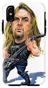 Jeff Hanneman IPhone X Tough Case