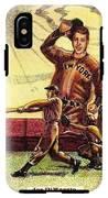 Joe Dimaggio Yankee Clipper IPhone X Tough Case