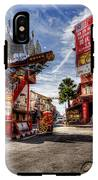 Jonker Walk IPhone X Tough Case