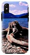 King Of The Driftwood IPhone X Tough Case