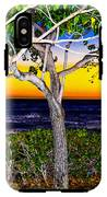 Ko Olina Tree In Sunset IPhone X Tough Case