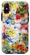 Koi Garden IPhone X Tough Case
