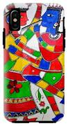 Krishna And Radha IPhone X Tough Case