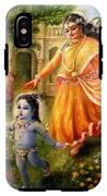 Krishna Damodara IPhone X Tough Case