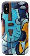 La Musique 2 IPhone X Tough Case