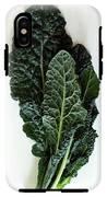 Lacinato Kale IPhone X Tough Case