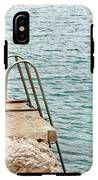 Ladder IPhone X Tough Case