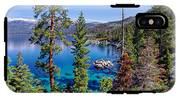 Lake Tahoe Eastern Shore IPhone X Tough Case