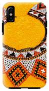 Lakota Souix Dance Collar IPhone X Tough Case