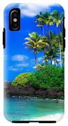 Laniakea Beach Oahu IPhone X Tough Case