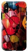 Lantern Stall 03 IPhone X Tough Case