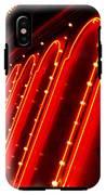 Las Vegas Neon IPhone X Tough Case