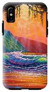 Lava Tube Fantasy 1 IPhone X Tough Case