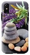 Lavender Aromatherapy IPhone X Tough Case