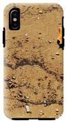 Leaf Impression IPhone X Tough Case