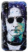 Lennon IPhone X Tough Case