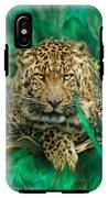 Leopard - Spirit Of Empowerment IPhone X Tough Case
