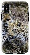 Leopard Tease IPhone X Tough Case