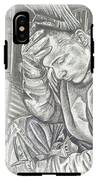 Life's Heartaches IPhone X Tough Case