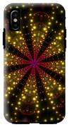 Light Show Abstract 3 IPhone X Tough Case