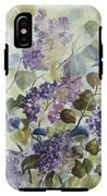 Lilacs IPhone X Tough Case