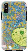Liver Cells IPhone X Tough Case