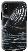Loon Reflections IPhone X Tough Case