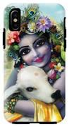 Lord Krishna On The Govardhan IPhone X Tough Case