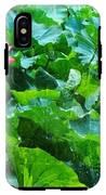 Lotus Bloom  IPhone X Tough Case