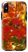 Love Fall IPhone X Tough Case