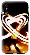 Love IPhone X Tough Case