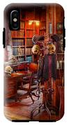 Macabre - In The Headhunters Study IPhone X Tough Case