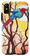 Macaw IPhone X Tough Case