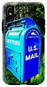 Mail Box IPhone X Tough Case