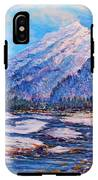Majestic Rise - Impressionism IPhone X Tough Case
