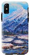 Majestic Rise - Natural IPhone X Tough Case