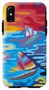 Malibu IPhone X Tough Case