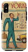 Tuts Taxi IPhone X Tough Case