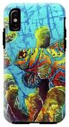 Mandarinfish  IPhone X Tough Case