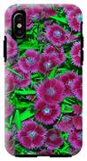 Many Blooms IPhone X Tough Case