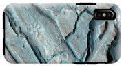 Martian Lake Sediments IPhone X Tough Case