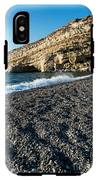 Matala Beach IPhone X Tough Case