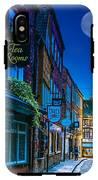 Medieval Street In York Uk IPhone X Tough Case