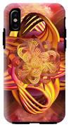 Meditative Energy IPhone X Tough Case