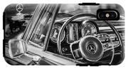 Mercedes-benz 250 Se Steering Wheel Emblem IPhone X Tough Case