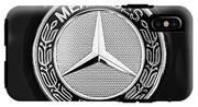 Mercedes-benz 6.3 Gullwing Emblem IPhone X Tough Case